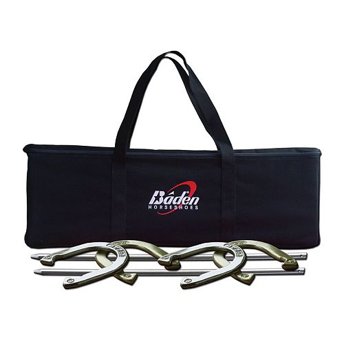 Baden Champions Series Horseshoes Set
