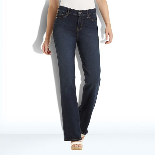7f42b2545c3 Levi's 512 Perfectly Slimming Bootcut Jeans