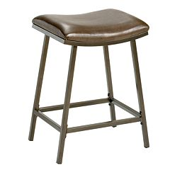 Adjustable Saddle Stool