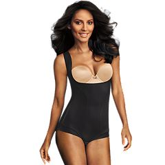 789ad88e003 Maidenform Shapewear Wear Your Own Bra Body Shaper 1856 - Women s