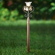 Anywhere Lighting 2-pk. Scroll LED Garden Stakes