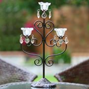 Anywhere Lighting Floral LED Candelabra