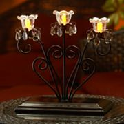 Anywhere Lighting Floral LED Centerpiece