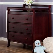 Dream On Me Liberty 3-Drawer Changing Table