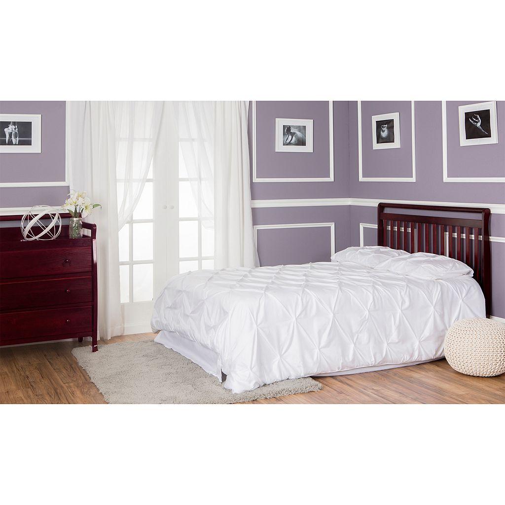 Dream On Me Liberty 5 in 1 Convertible Crib