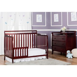 Dream On Me Liberty 5-in-1 Convertible Crib