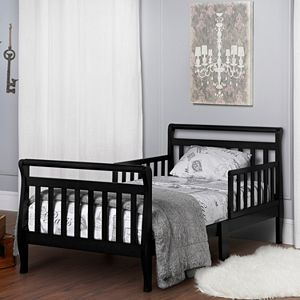 Dream On Me Classic Sleigh Toddler Bed