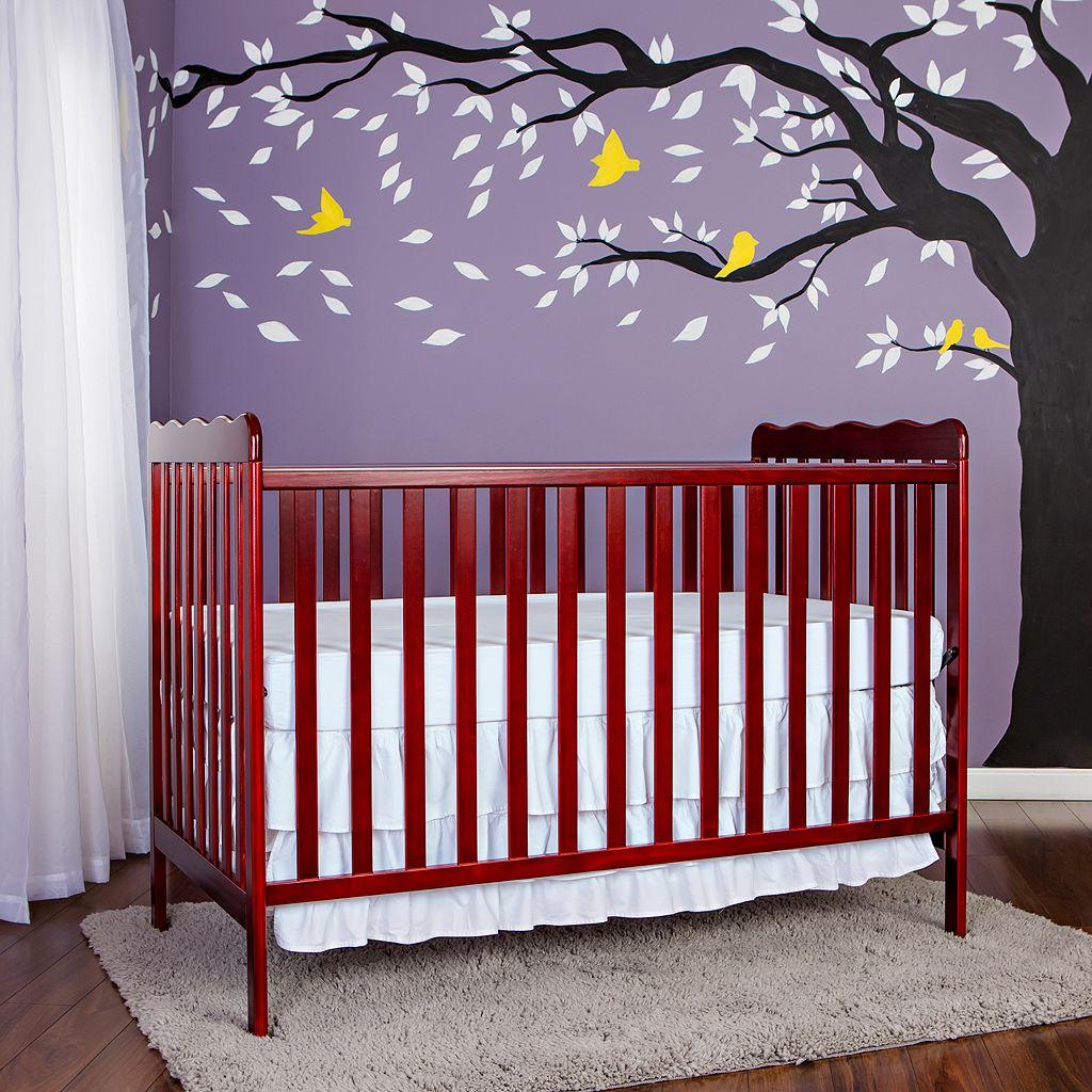 Dream On Me Classic 2-in-1 Convertible Crib