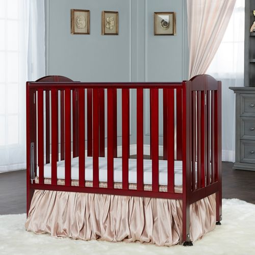Dream On Me 2-in-1 Folding Portable Crib