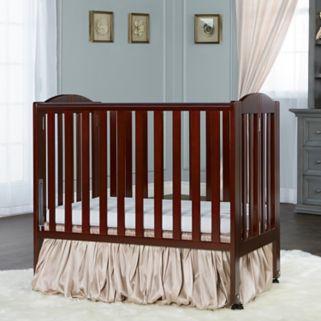 Dream On Me 2-in-1 Wood Folding Portable Crib