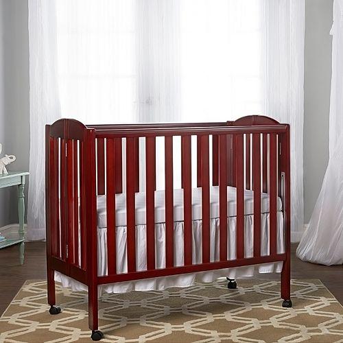 Dream On Me 3-in-1 Folding Portable Crib