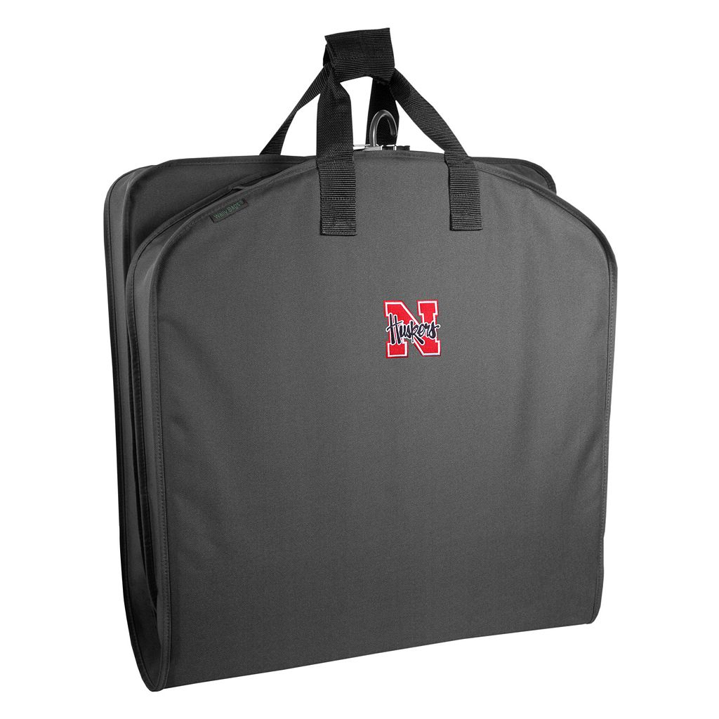 WallyBags Nebraska Cornhuskers 40-Inch Suit Garment Bag