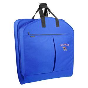 "WallyBags Kansas Jayhawks 40"" x 22"" Suit Garment Bag"