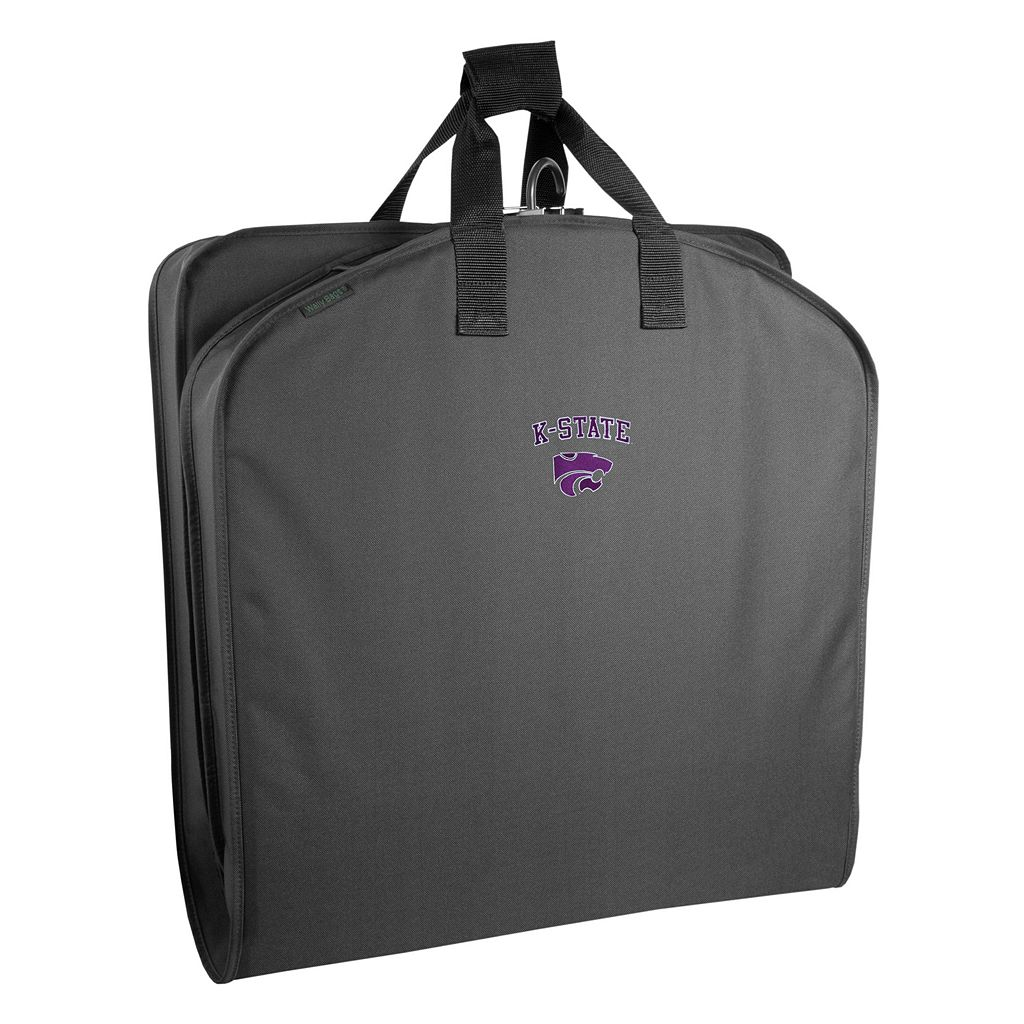 WallyBags Kansas State Wildcats 40-Inch Suit Garment Bag