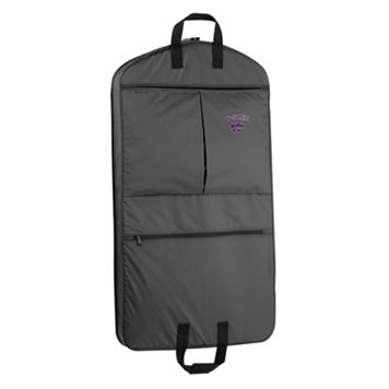 WallyBags Kansas State Wildcats 40-Inch Suit Garment Bag