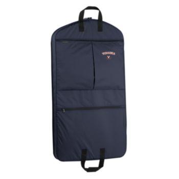 WallyBags Virginia Cavaliers 40-Inch Suit Garment Bag