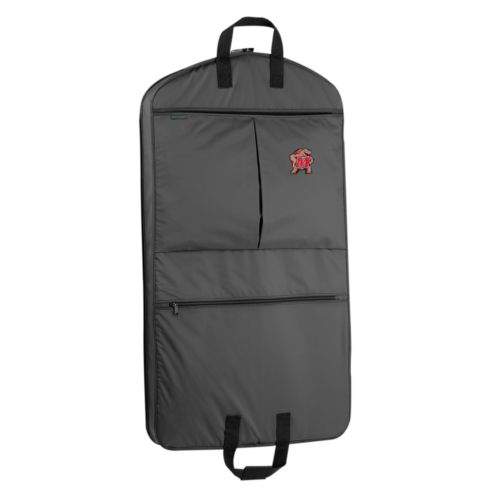 WallyBags Maryland Terrapins Luggage, 40-in. Suit Garment Bag