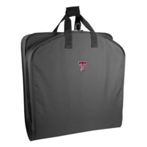 WallyBags Texas Tech Red Raiders 40-Inch Suit Garment Bag