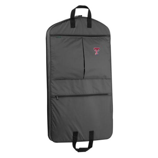 "WallyBags Texas Tech Red Raiders 40"" x 22"" Suit Garment Bag"