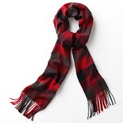 Croft and Barrow Plaid Scarf