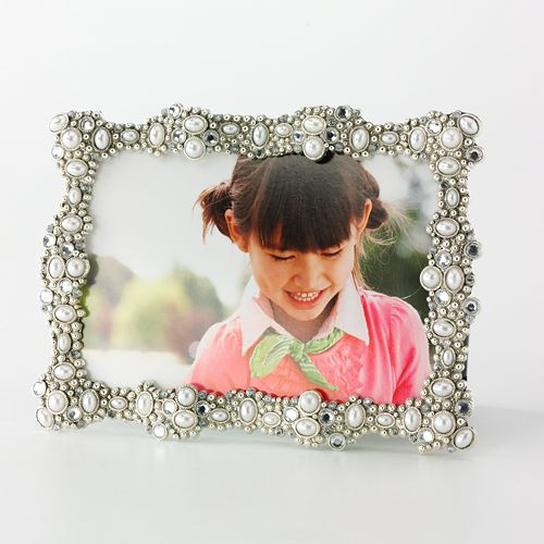 "Enchante Accessories Luster 4"" x 6"" Frame"
