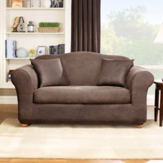 Homestyles by Sure Fit Stretch Loveseat Slipcover