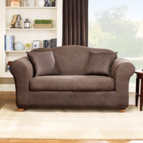 Homestyles by Sure Fit Stretch Sofa Slipcover