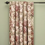Homestyles Sure Fit Chloe Floral Window Panel