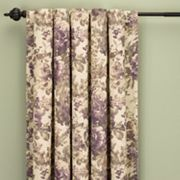 Homestyles by Sure Fit Chloe Floral Window Panel - 56'' x 84''