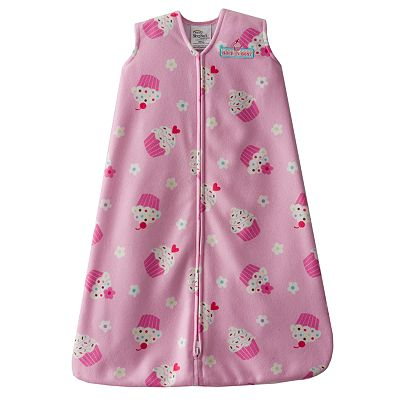 HALO Cupcake Fleece SleepSack