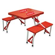 Picnic Time Coca-Cola Folding Table