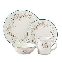 Pfaltzgraff Winterberry 16-pc.Dinnerware Set