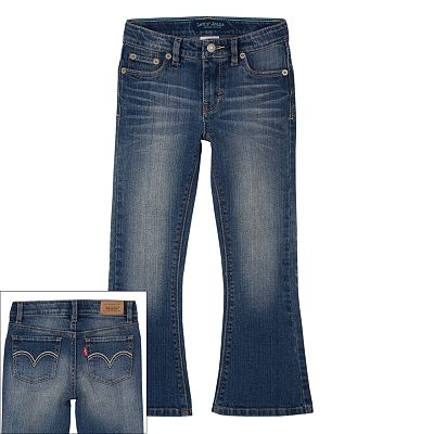 Levi's Skinny Flare Jeans - Girls' Plus