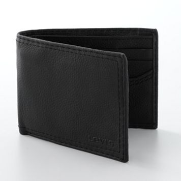 Levi's Traveler Leather Wallet