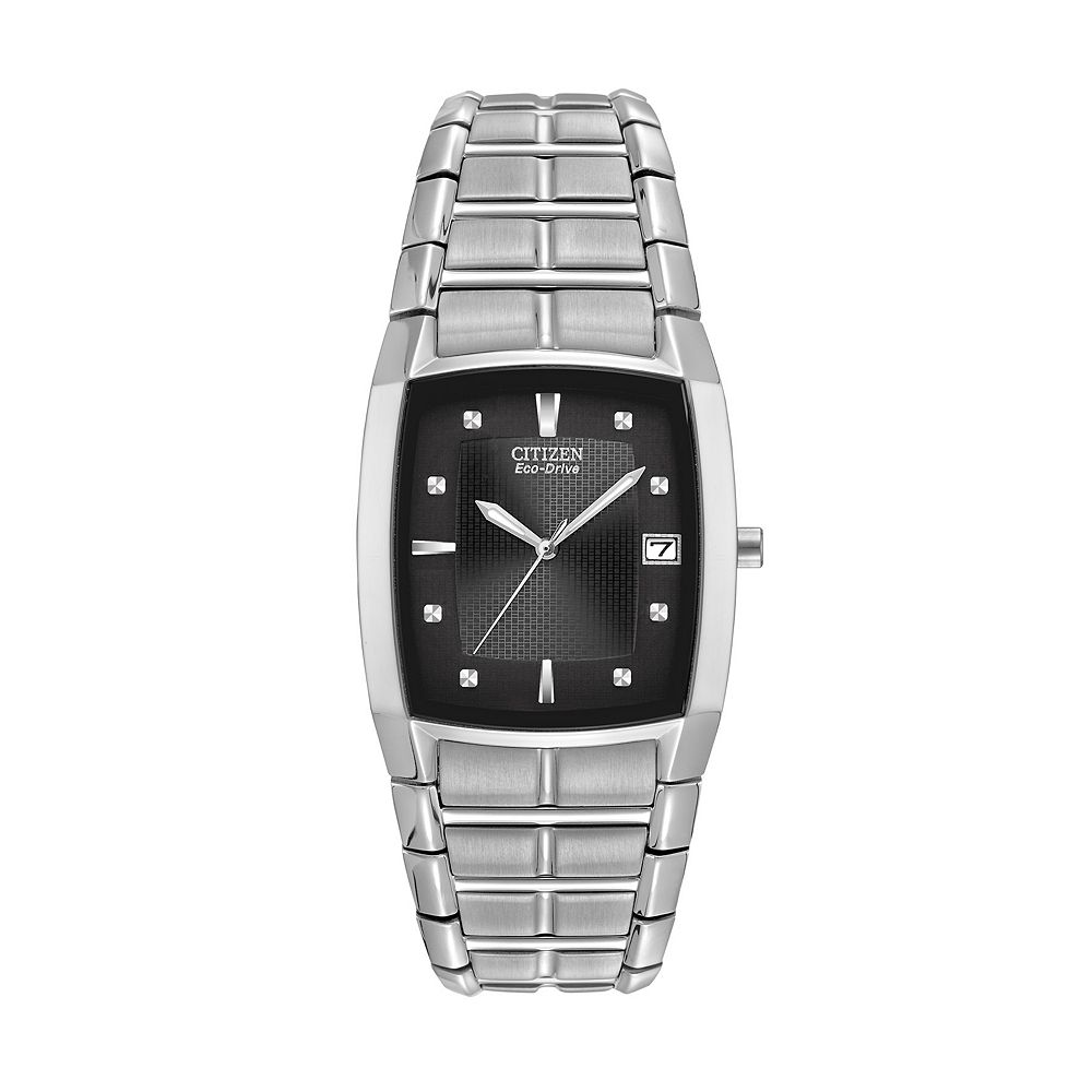 Citizen Eco-Drive Men's Stainless Steel Watch - BM6550-58E