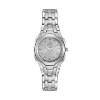 Citizen Eco-Drive Women's Stainless Steel Watch - EW1250-54A