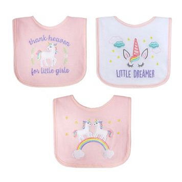 Baby Treasures 3-pk. Bibs