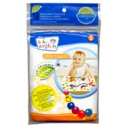 Disney Baby Einstein 18-pk. Table Topper Disposable Placemats