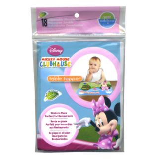 Disney Mickey Mouse And Friends 18-pk. Minnie Mouse Table Topper Disposable Placemats