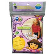 Dora the Explorer 10-pk. Potty Topper Disposable Toilet Seat Covers by Neat Solutions