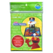 Sesame Street Floor Topper Reusable Mat