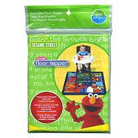Sesame Street Floor Topper Reusable Mat