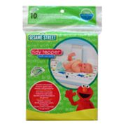Sesame Street Tidy Topper 10-pk. Disposable Multi-Use Pads