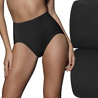 Bali 2-pk. Ultra-Control Seamless Briefs X204 - Women's