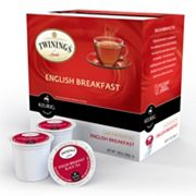 Keurig K-Cup Portion Pack Twinings of London English Breakfast Tea - 18-pk.
