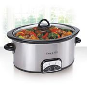 Crock-Pot 6-Qt. Smart-Pot Slow Cooker