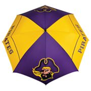 East Carolina Pirates WindSheer Hybrid Golf Umbrella