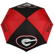 Georgia Bulldogs WindSheer Hybrid Golf Umbrella