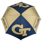 Georgia Tech Yellow Jackets WindSheer Hybrid Golf Umbrella