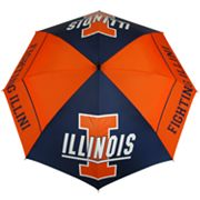 Illinois Fighting Illini WindSheer Hybrid Golf Umbrella